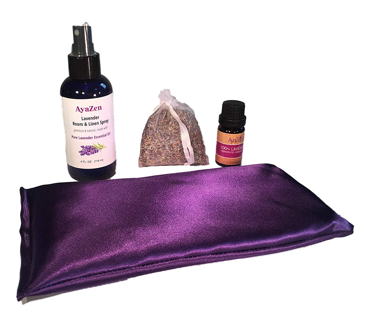 Lavender Aromatherapy & Relaxation Gift Set