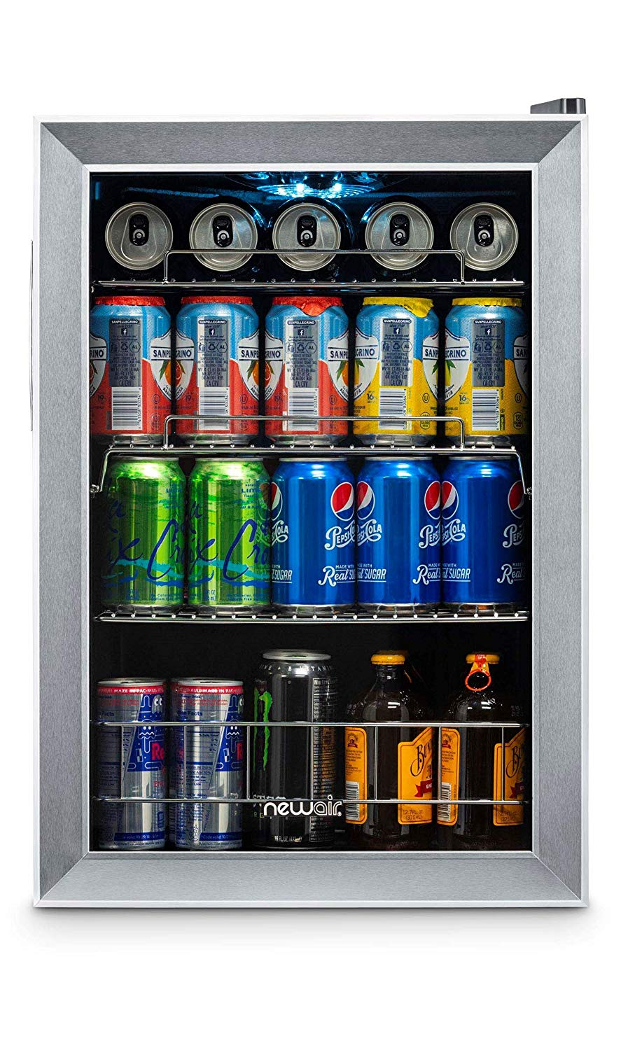 NewAir AB-850 Beverage Cooler and Refrigerator