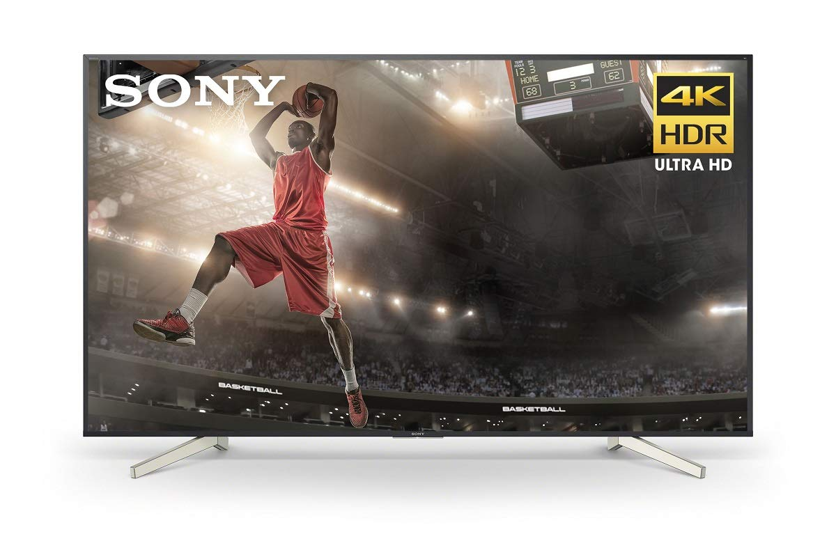 Sony XBR85X850F 85-Inch 4K Ultra HD Smart LED TV - Big Screen TVs