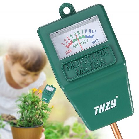 THZY Soil Moisture Meter | Best Moisture Meter For Plants