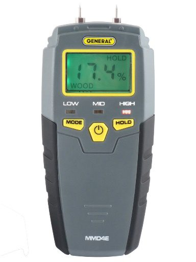 General Tools MMD4E Digital | Best Moisture Meter For Plants