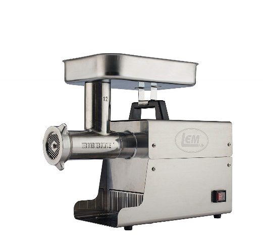 LEM Products Stainless Steel Big Bite Electric Meat Grinders