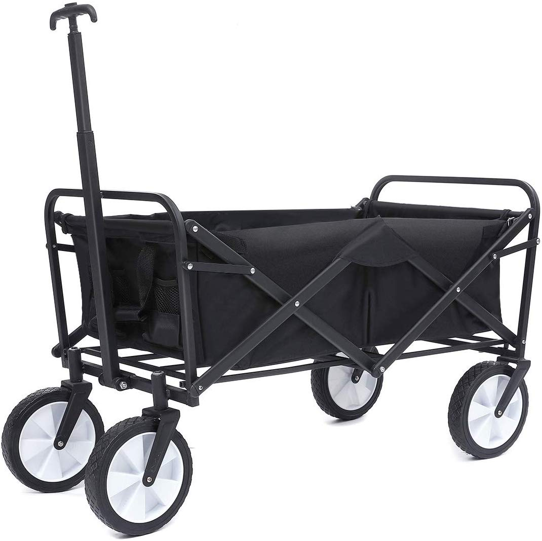 TOOCA Foldable Beach Wagon Beach Cart | Best Beach Carts
