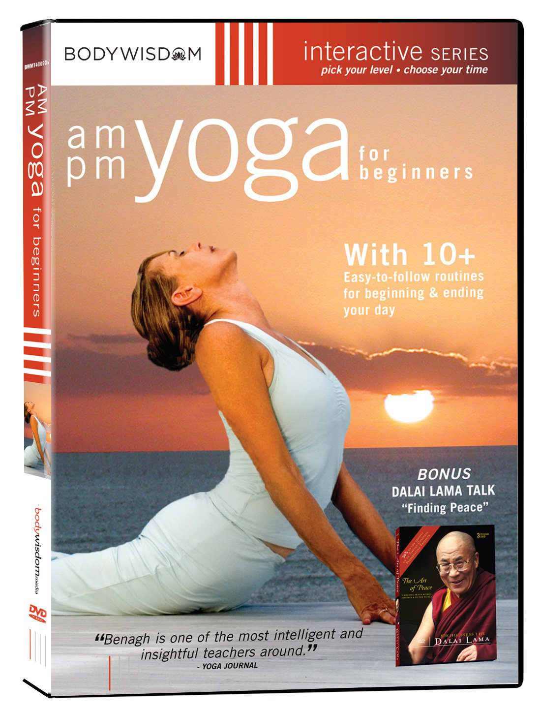 AM/PM Yoga for Beginners | Best Yoga for Beginners DVDs