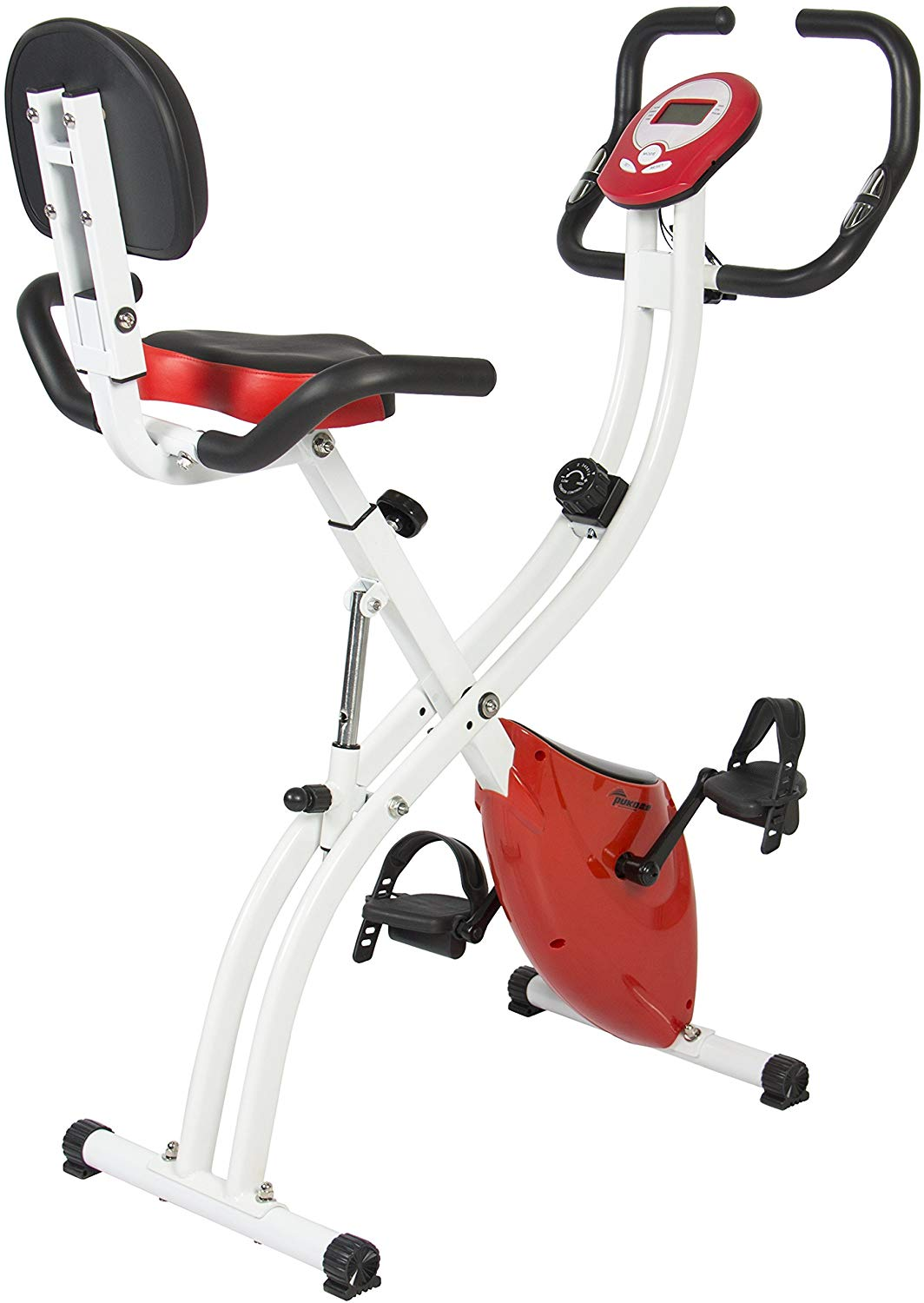 Best Choice Products Magnetic Upright Exercise Fitness Cycling Bike | Best Folding Exercise Bikes