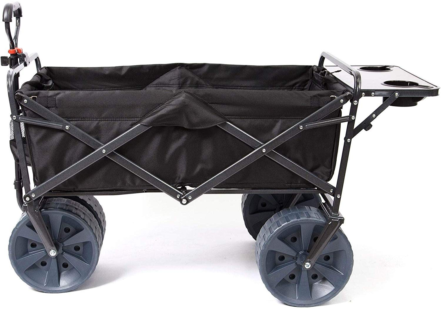 Mac Sports Heavy Duty Collapsible Folding  | Best Beach Carts