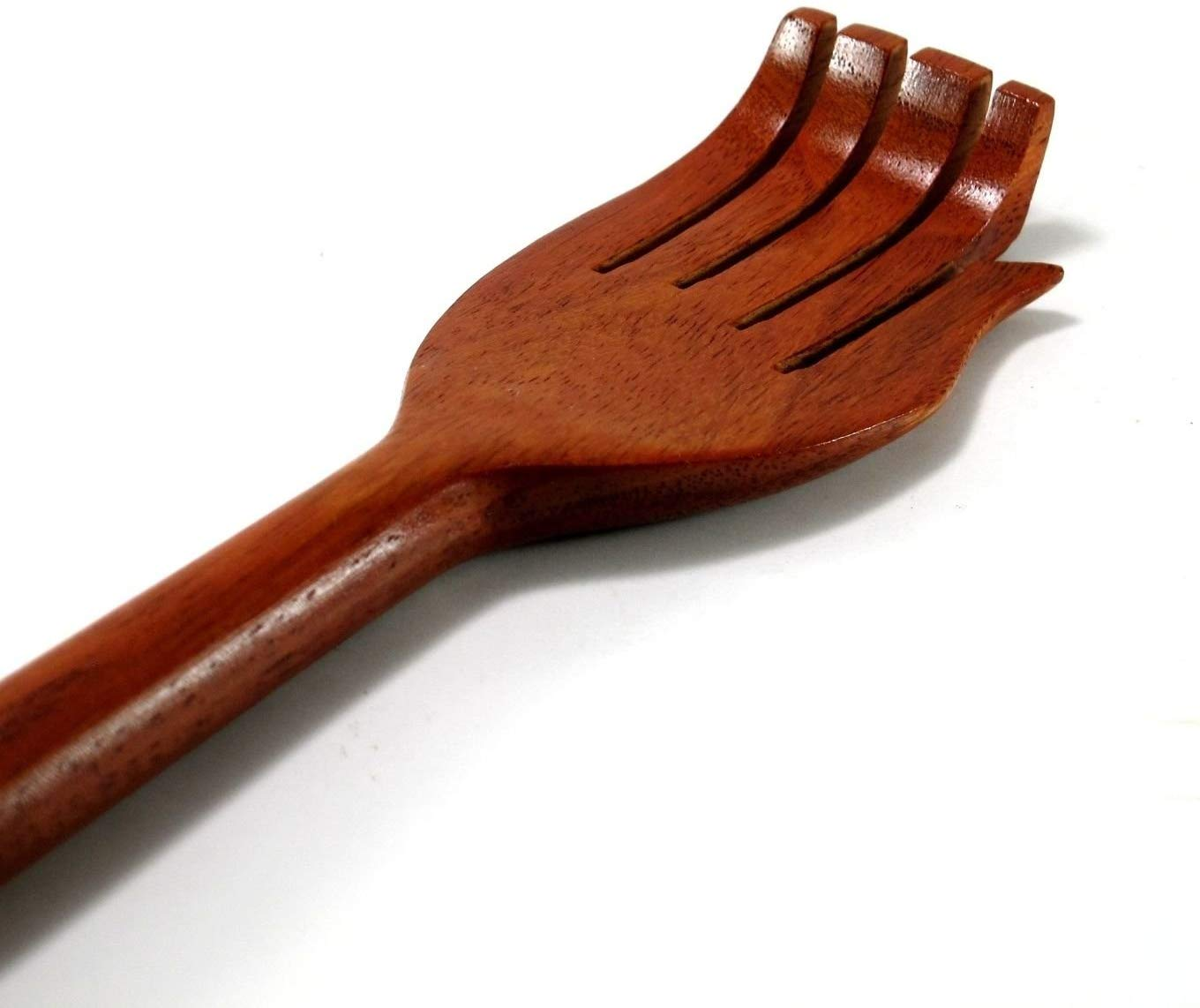 KHUNJOE - wooden Back Scratcher