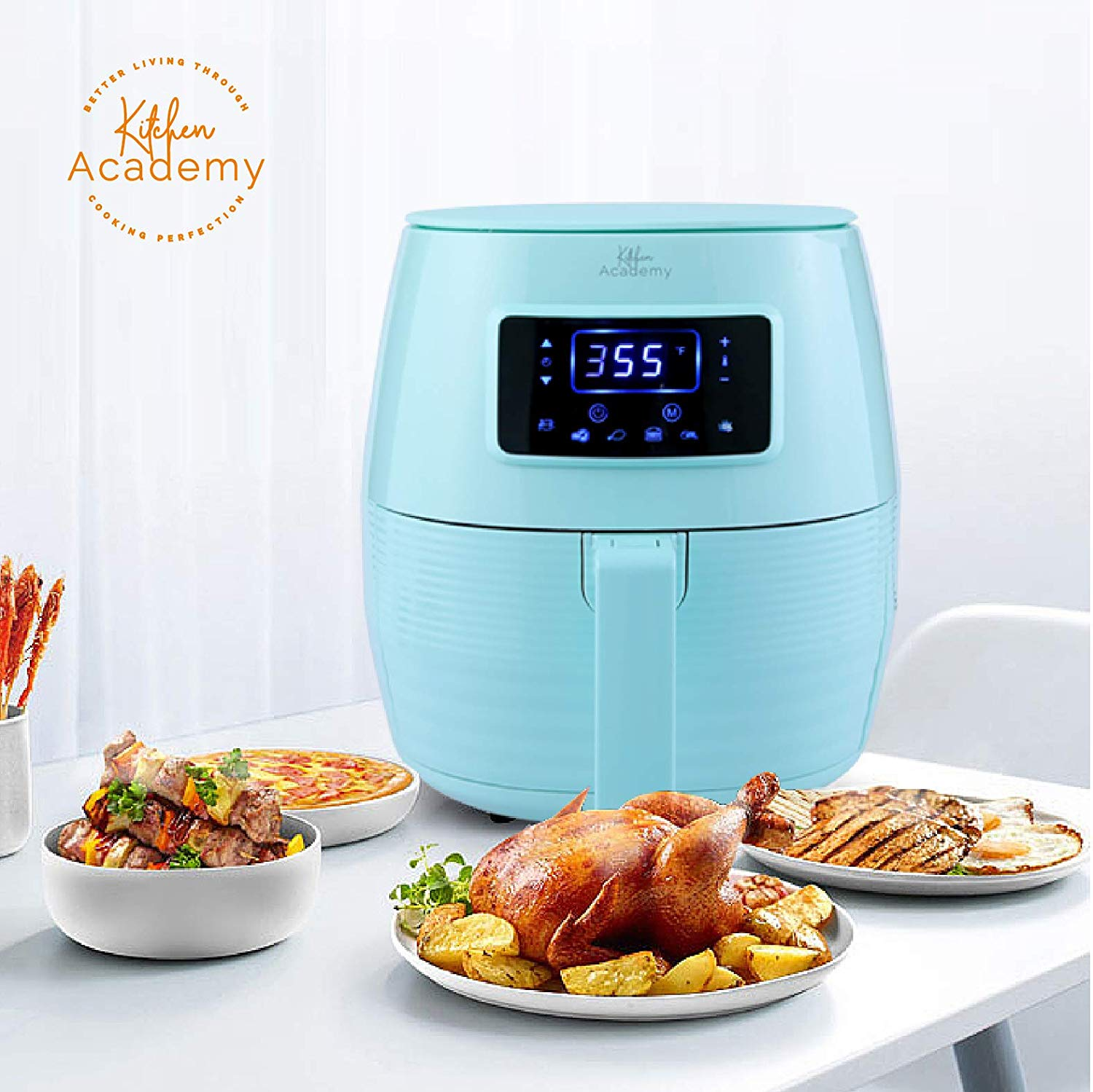 Kitchen Academy Air greaseless fryers