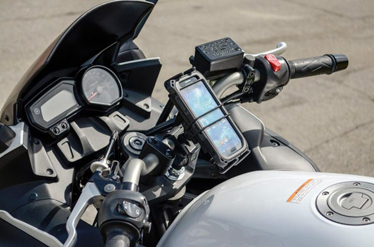 cell phone holders for motorcycle