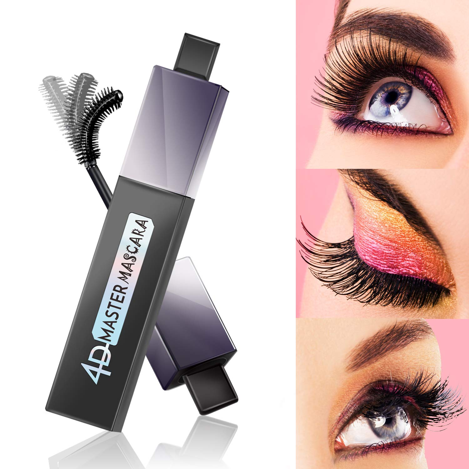 4D Silk Fiber Lash Mascara for Longer | Best Fiber Lash Mascaras