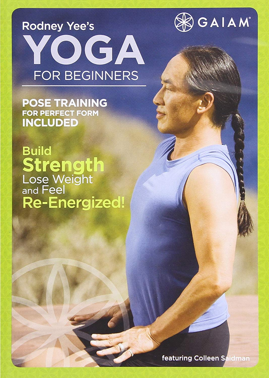 Rodney Yee's Yoga for Beginners | Best Yoga for Beginners DVDs