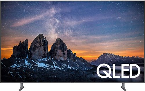 Samsung QN75Q80RAFXZA Flat QLED 4K Ultra HD Smart TV  (2020 Model)