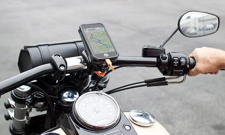 Motorcycle Phone Mounts