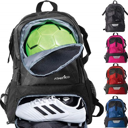 Athletico National Soccer Bag | Best Soccer Backpacks