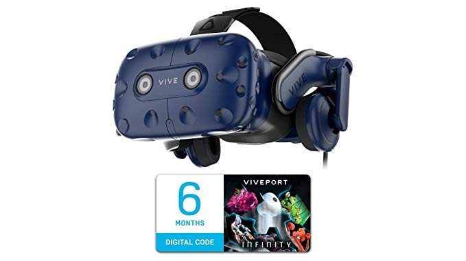 Image result for HTC VIVE Pro Virtual Reality Headset Only by HTC