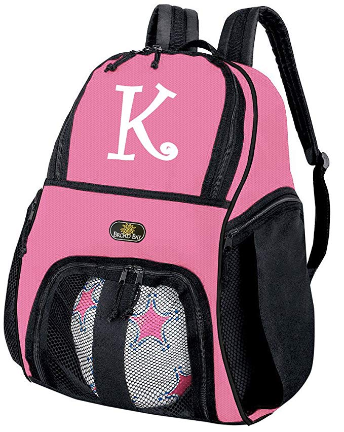 Personalized Soccer Backpack