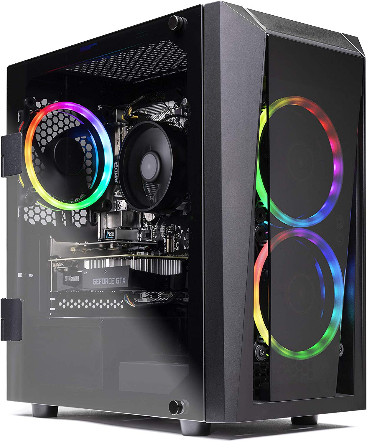 SkyTech Blaze II Gaming Computer PC Desktop
