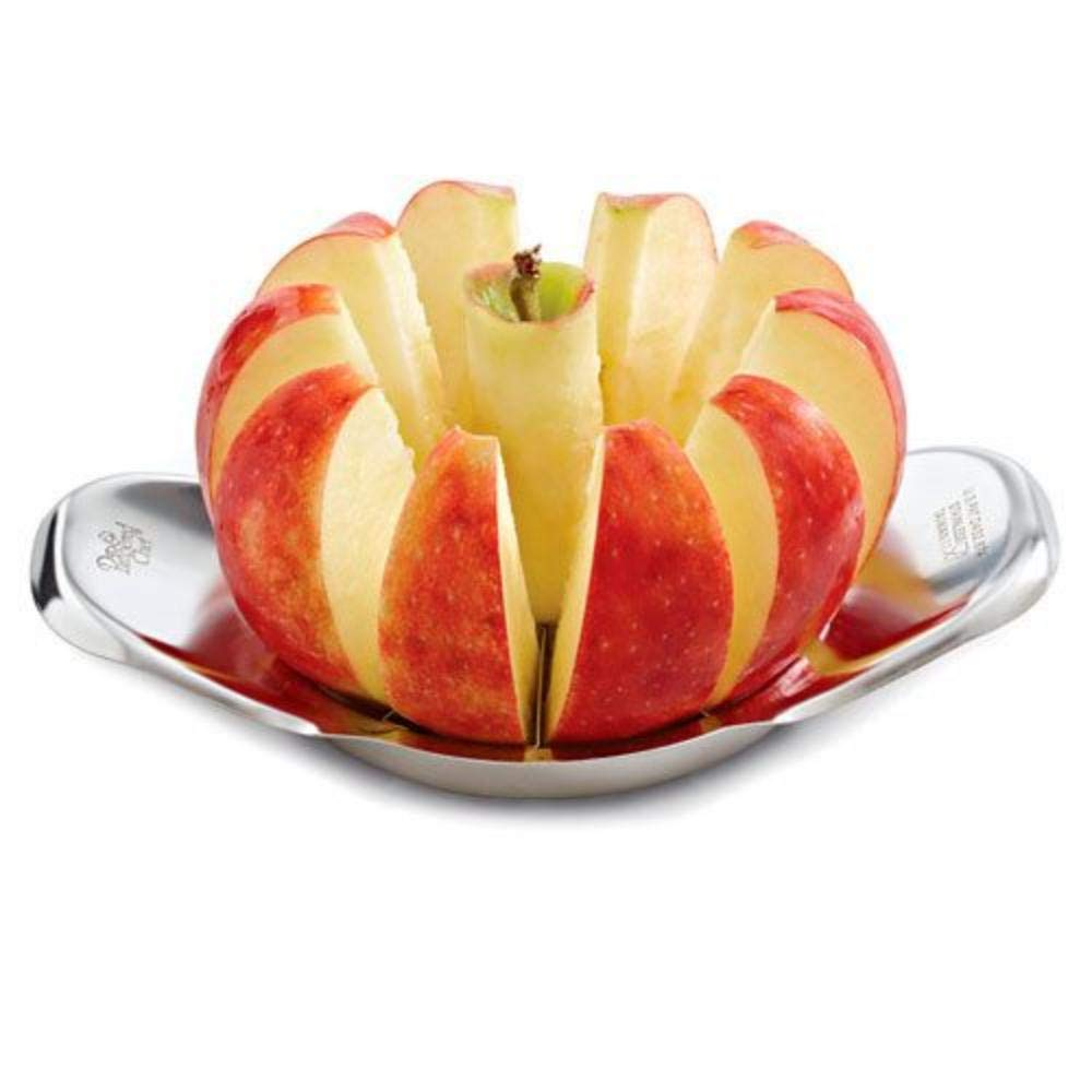 Pampered Chef Stainless Steel Apple Wedger Slicer Corer