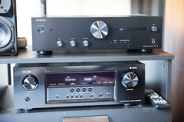 types of Stereo Amplifier