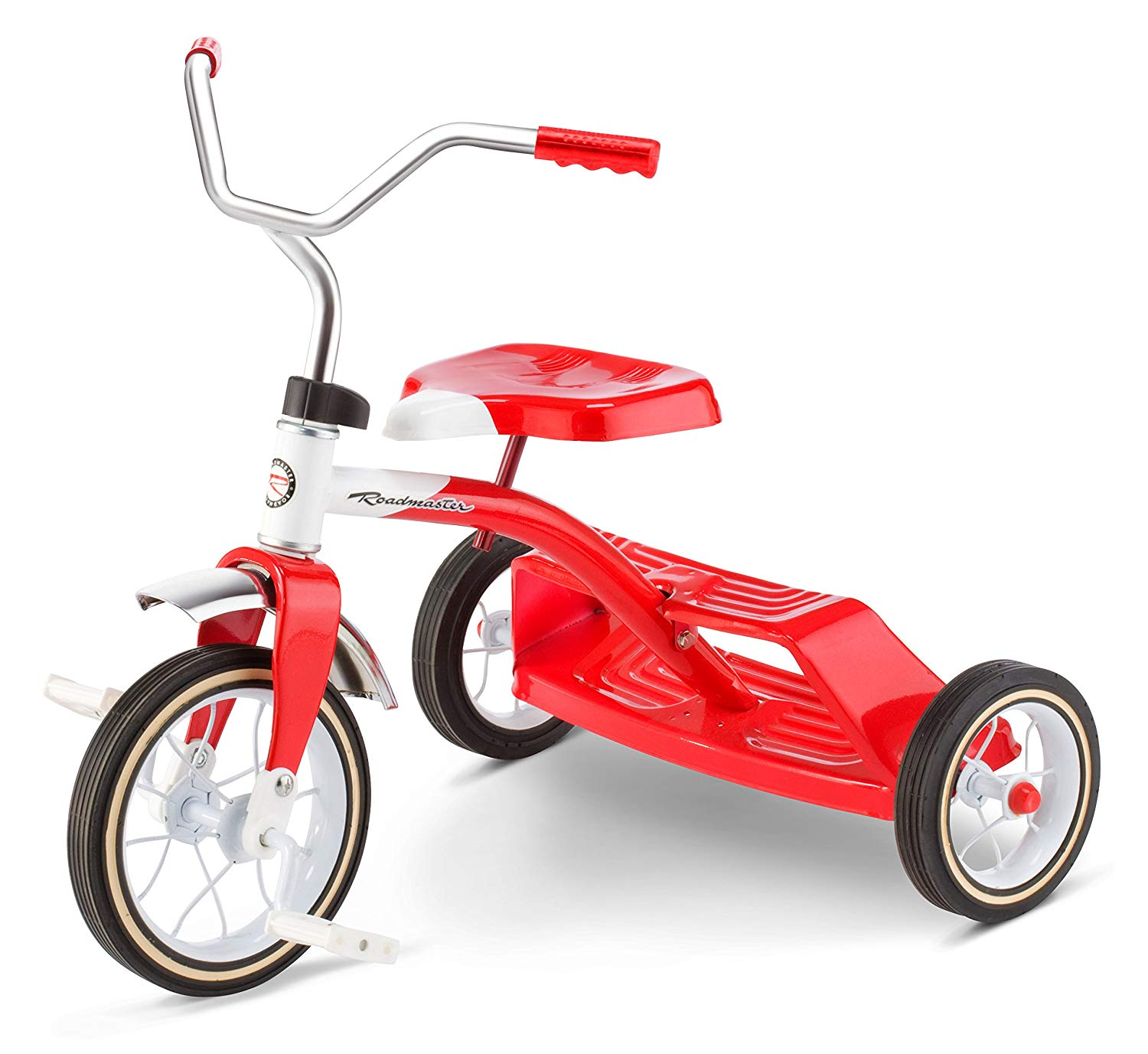 Roadmaster Duo Deck 10-Inch Trike   Tricycles For Kid