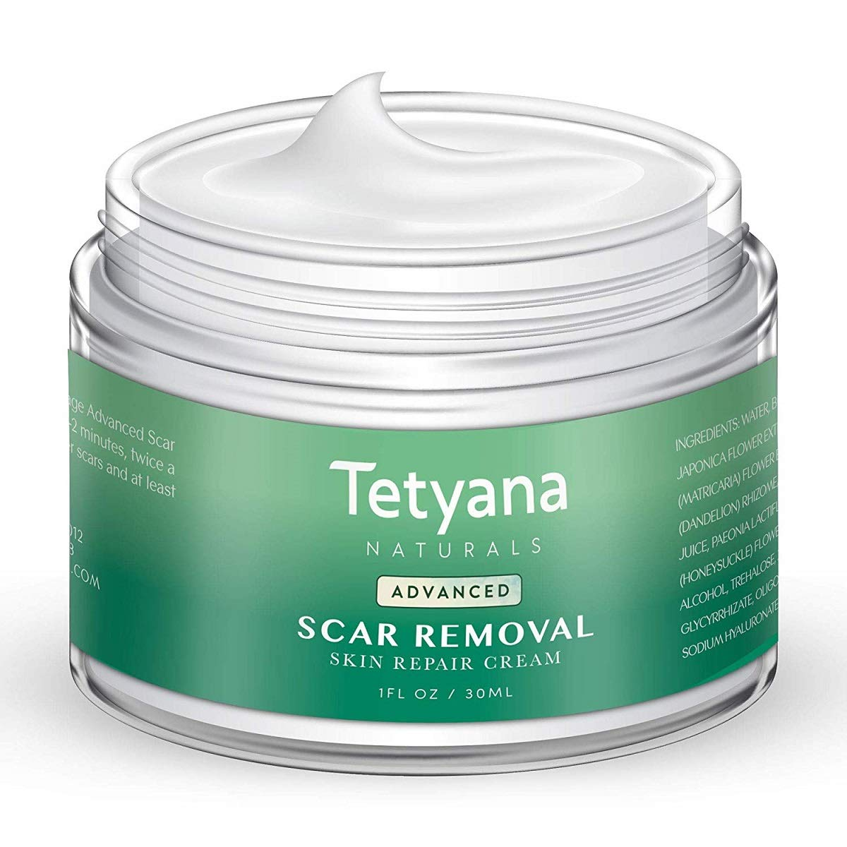 Scar Removal Cream Advanced  Lotion For Scars