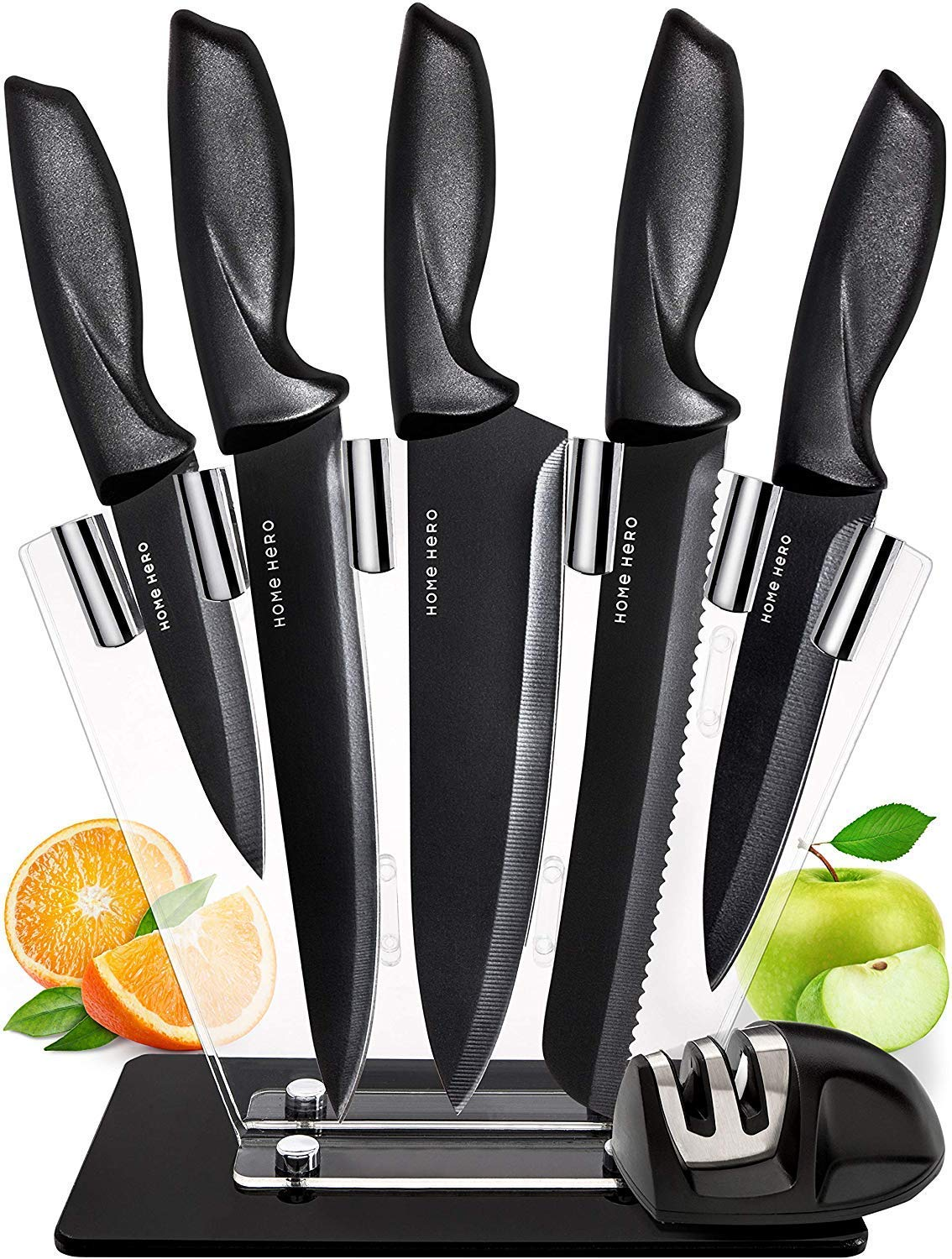 best chef kitchen knives top 10 best chef knife set in 2020 the double check 6793