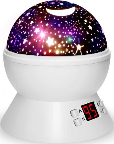 Night Lights for Kids with Timer