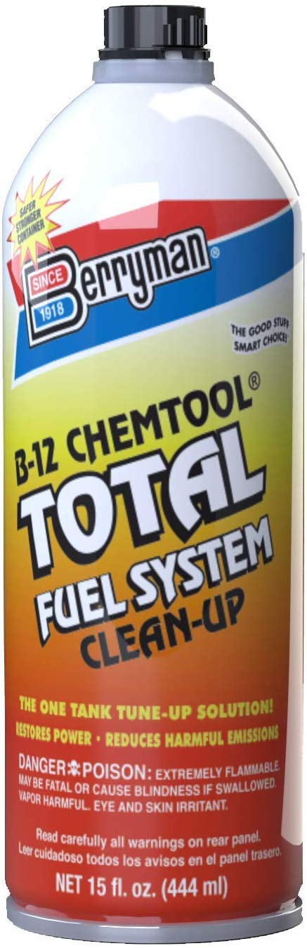 Berryman Chemtool Total Fuel System Clean-Up