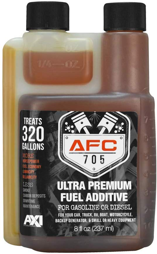 AFC-705  Ultra Premium Fuel Additive