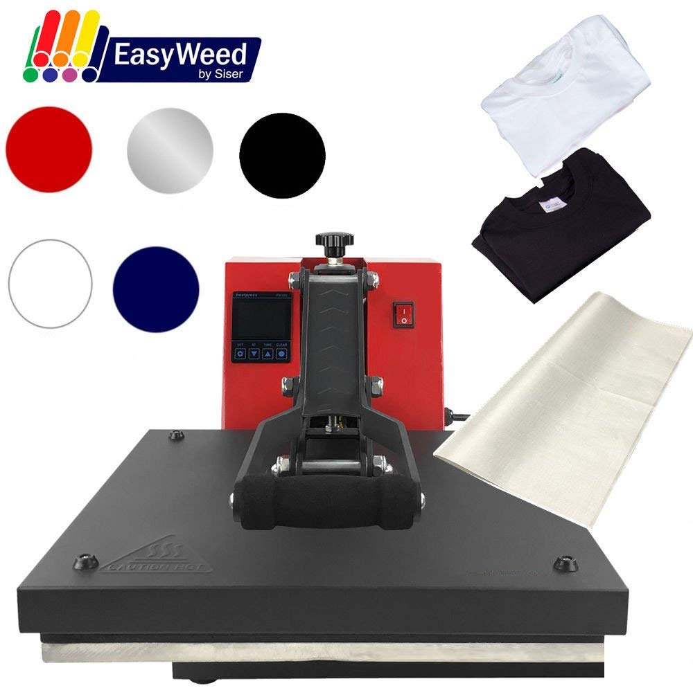 "USCutter 15""x15"" Digital Heat Press Machine"