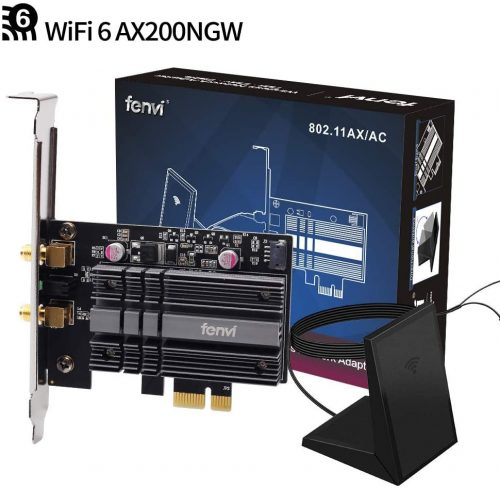fenvi PCIe WiFi Adapter Card WiFi 6 AX200