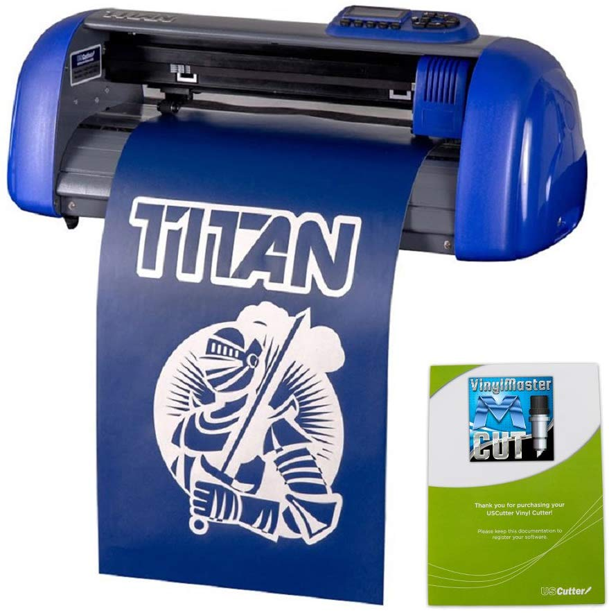 USCutter 15-inch Table Titan Craft Vinyl Cutter