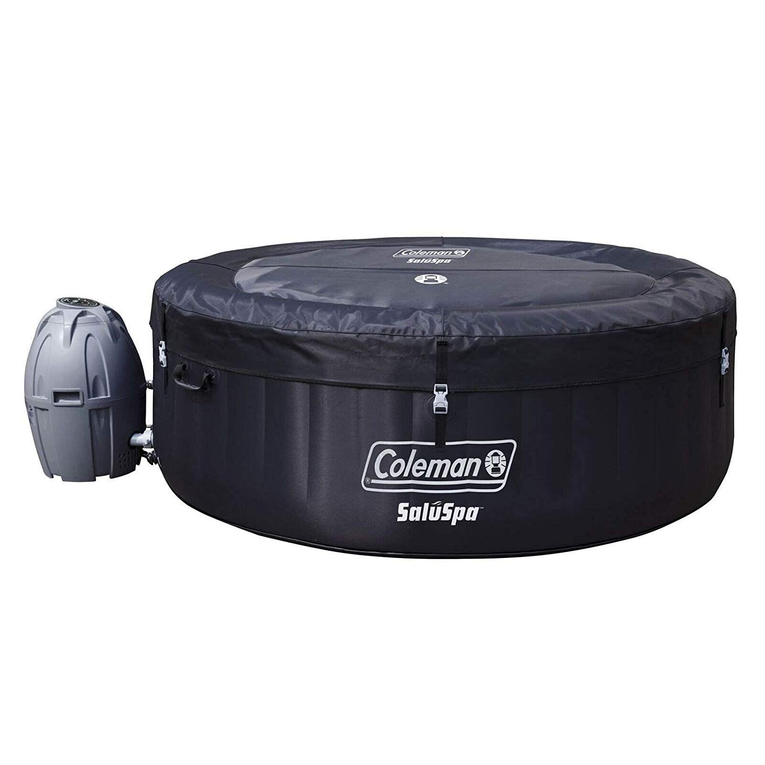 Coleman 71 by 26 Portable Spa Inflatable 4-Person Hot Tub