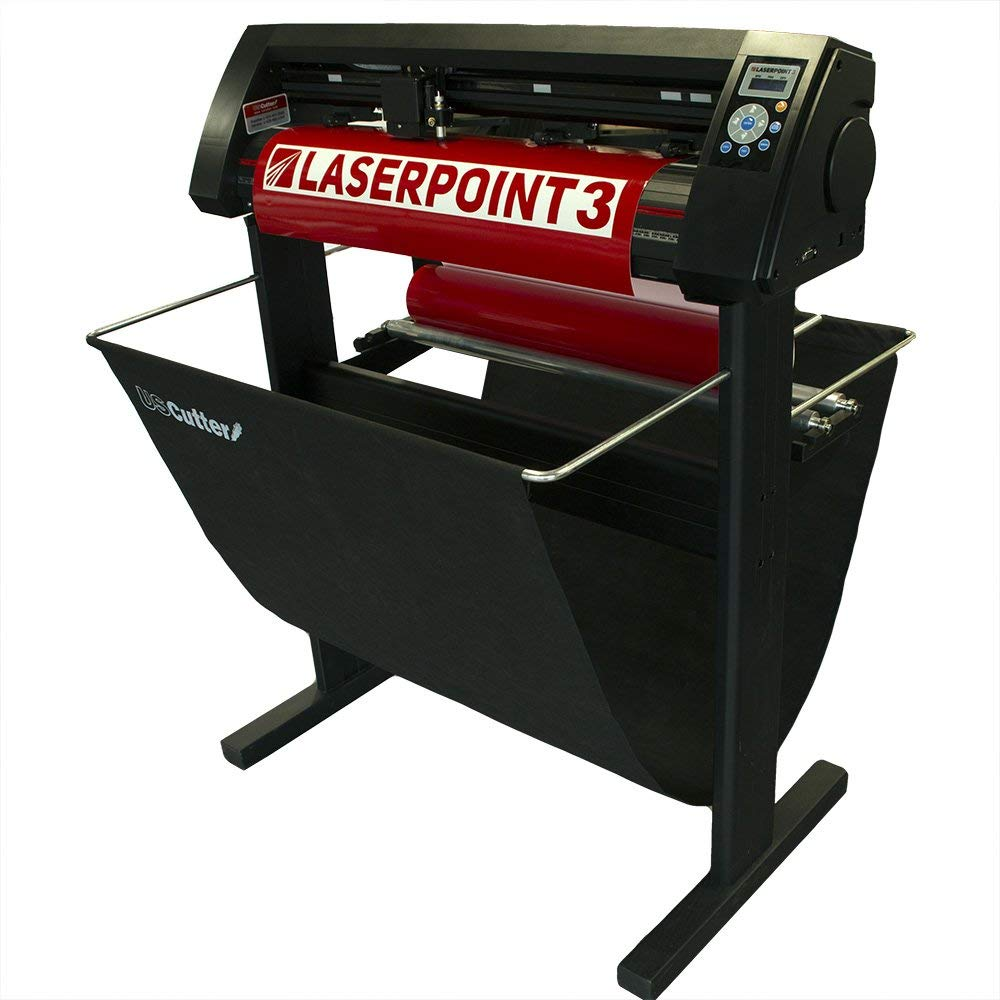 """New 28"""" USCutter LaserPoint 3"""