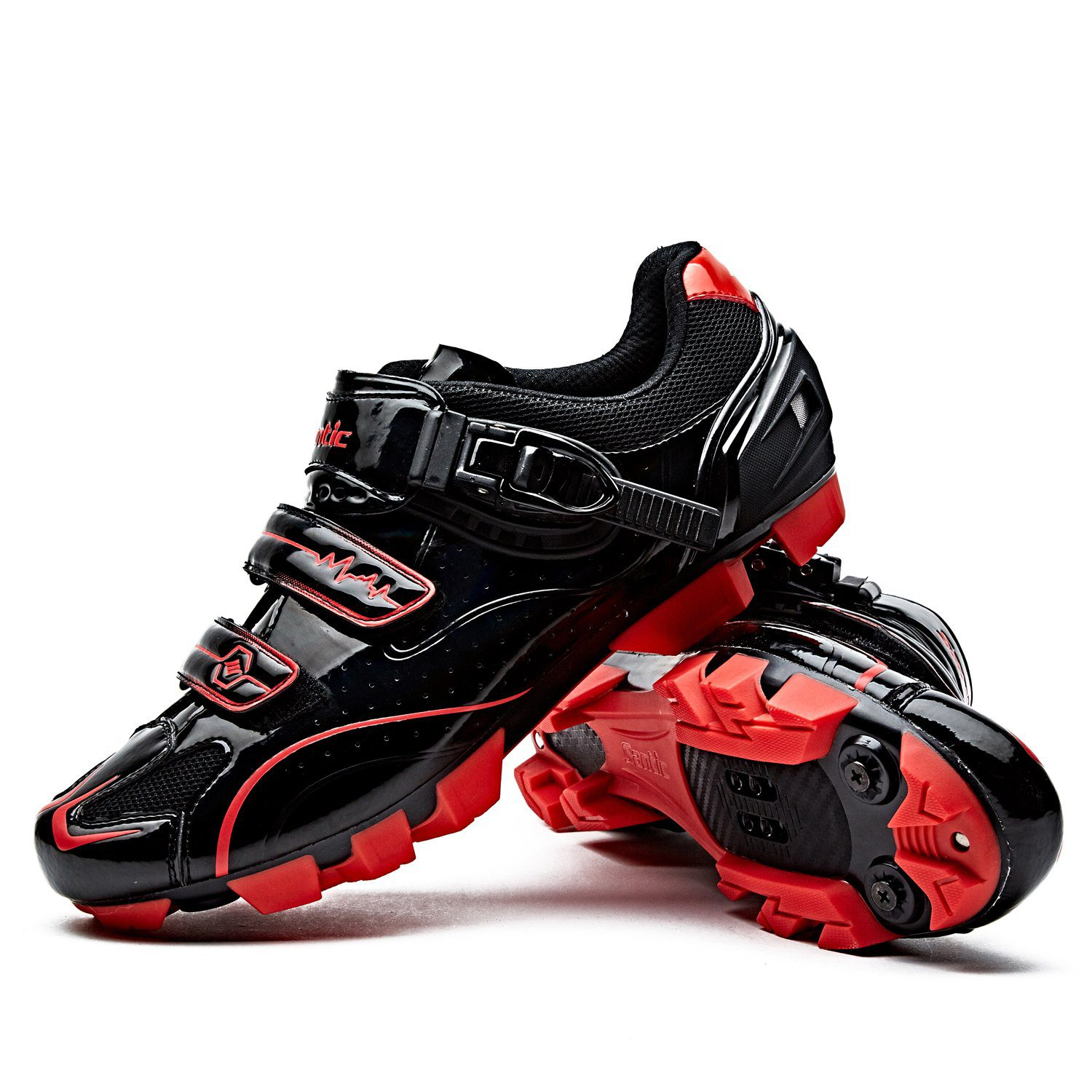 Santic Cycling Shoes Men SPD | Mountain Bike Shoes