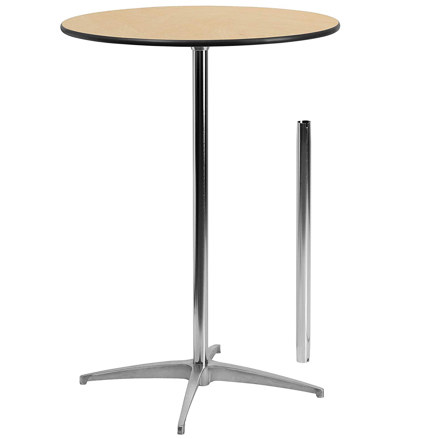 Flash Furniture 30'' Round Wood Cocktail Table | Cocktail Tables