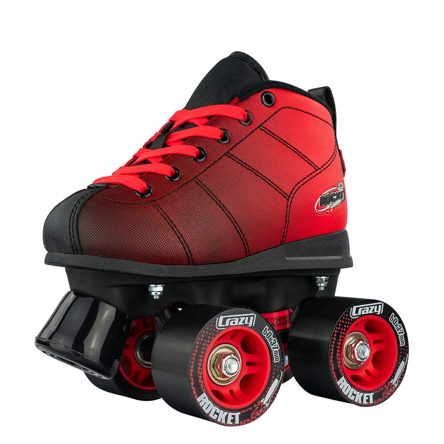 Crazy Skates Rocket Roller Skates for Boys and Girls