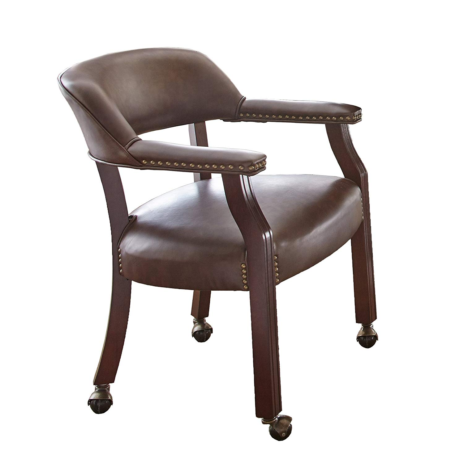 Steve Silver Company Tournament Captains Chair | Captain Chairs