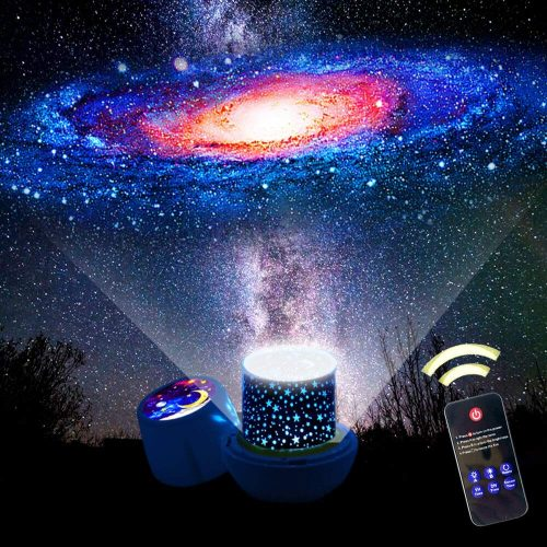 KISTRA Remote Star Projector Night Light