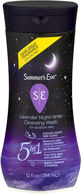 Cleansing Wash Summer's Eve
