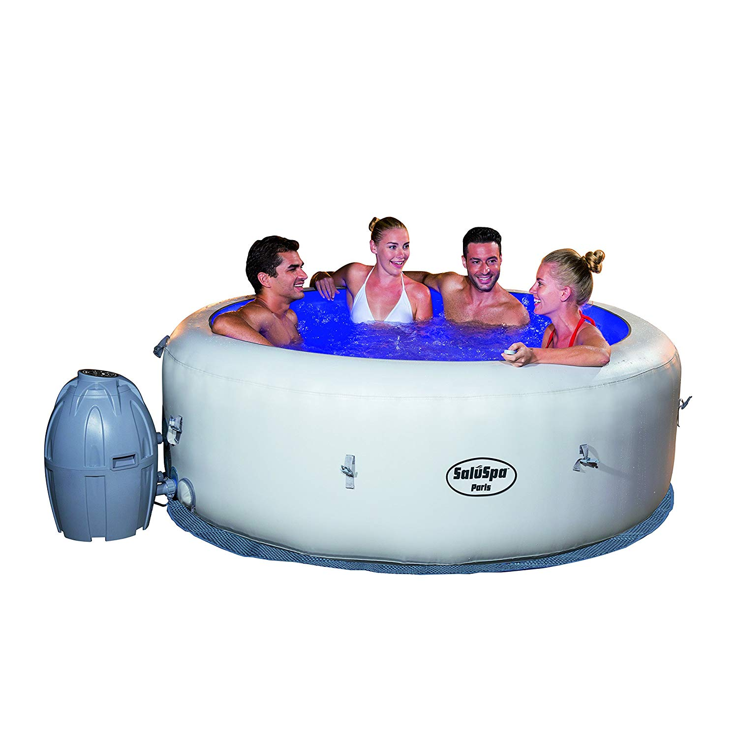 Bestway Paris Air Jet Hot Tub (6 Person)