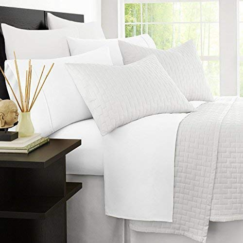 Zen Bamboo 1800 Series Luxury Bed Sheets Set | Softest Sheets