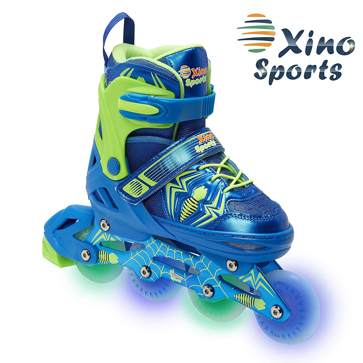 XinoSports Adjustable Inline Skates
