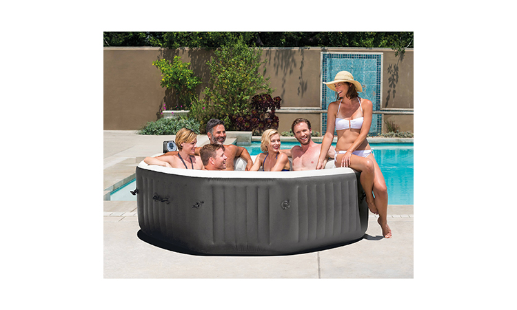 6 Person Inflatable Hot Tub