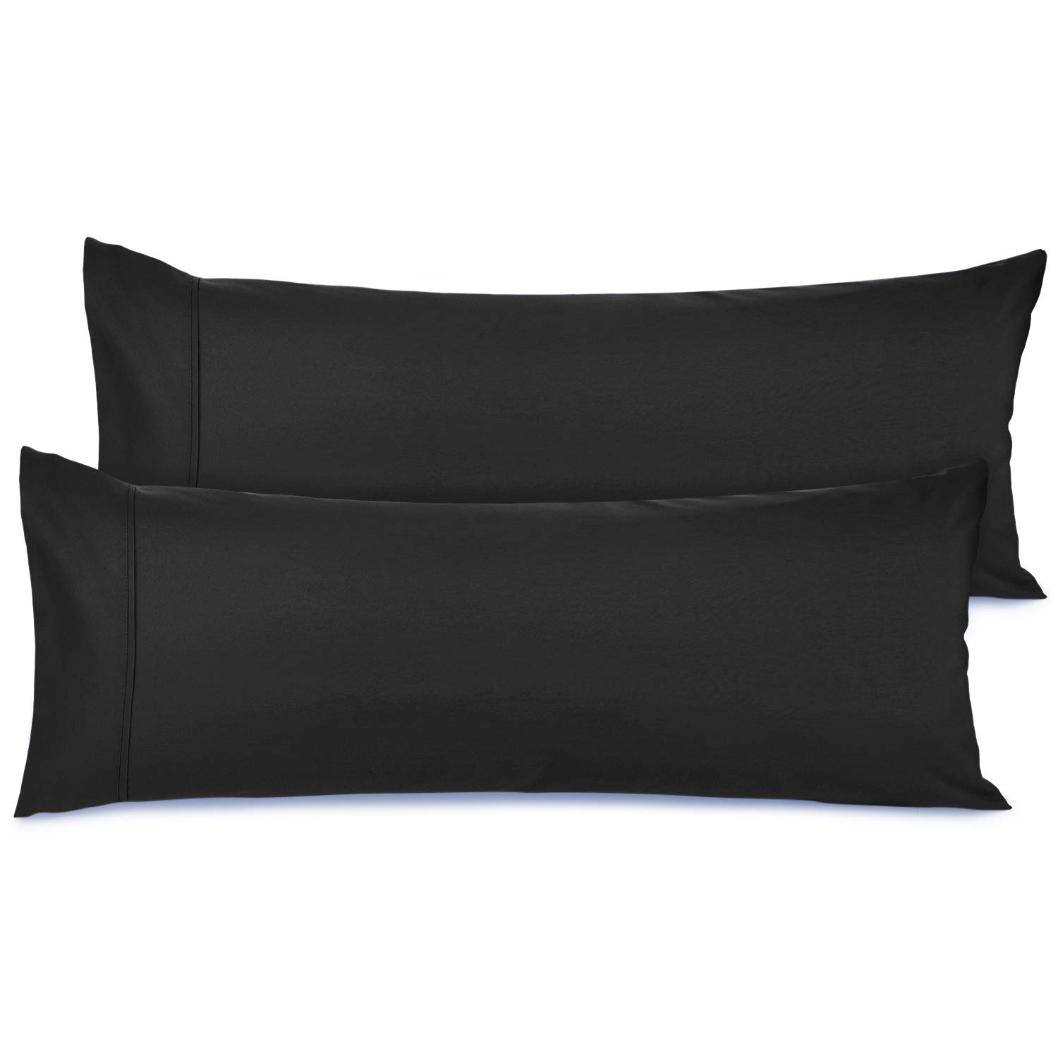Nestl Bedding Body Pillow Case Set of 2
