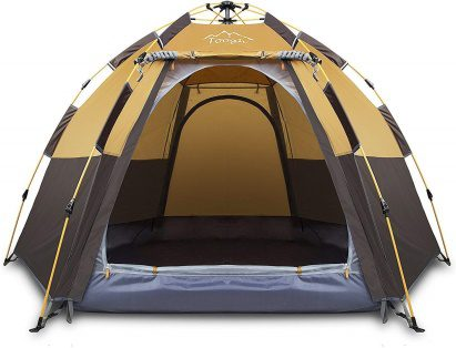 Tough 3-4 Person Camping Tent