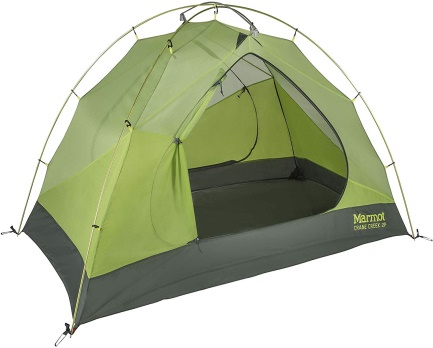 Marmot Crane Creek Backpacking and Instant Camping Tent