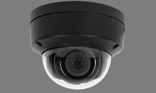 Wide Dynamic Security Camera