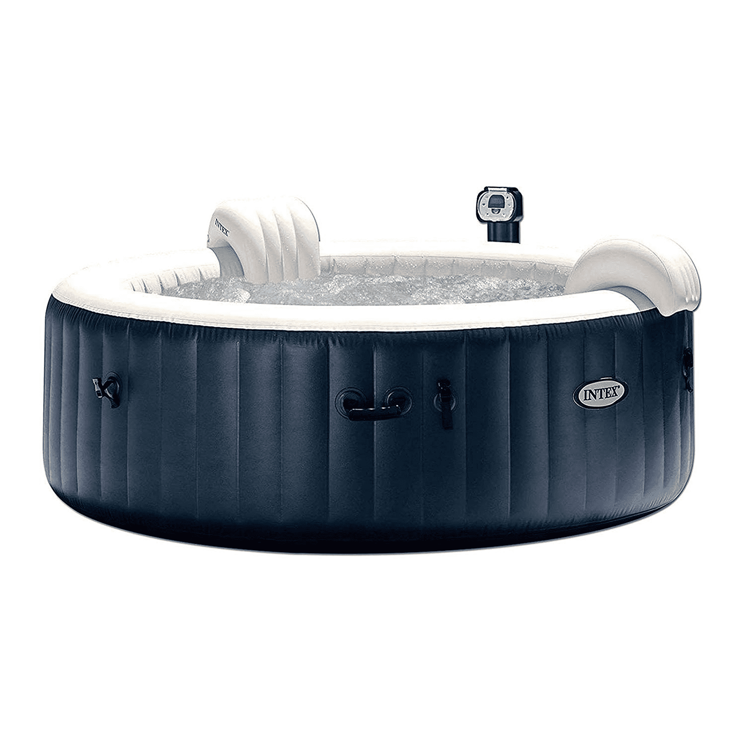 Intex Pure Spa 6-Person Inflatable Portable Heated Bubble Hot Tub | 6 Person Inflatable Hot Tub