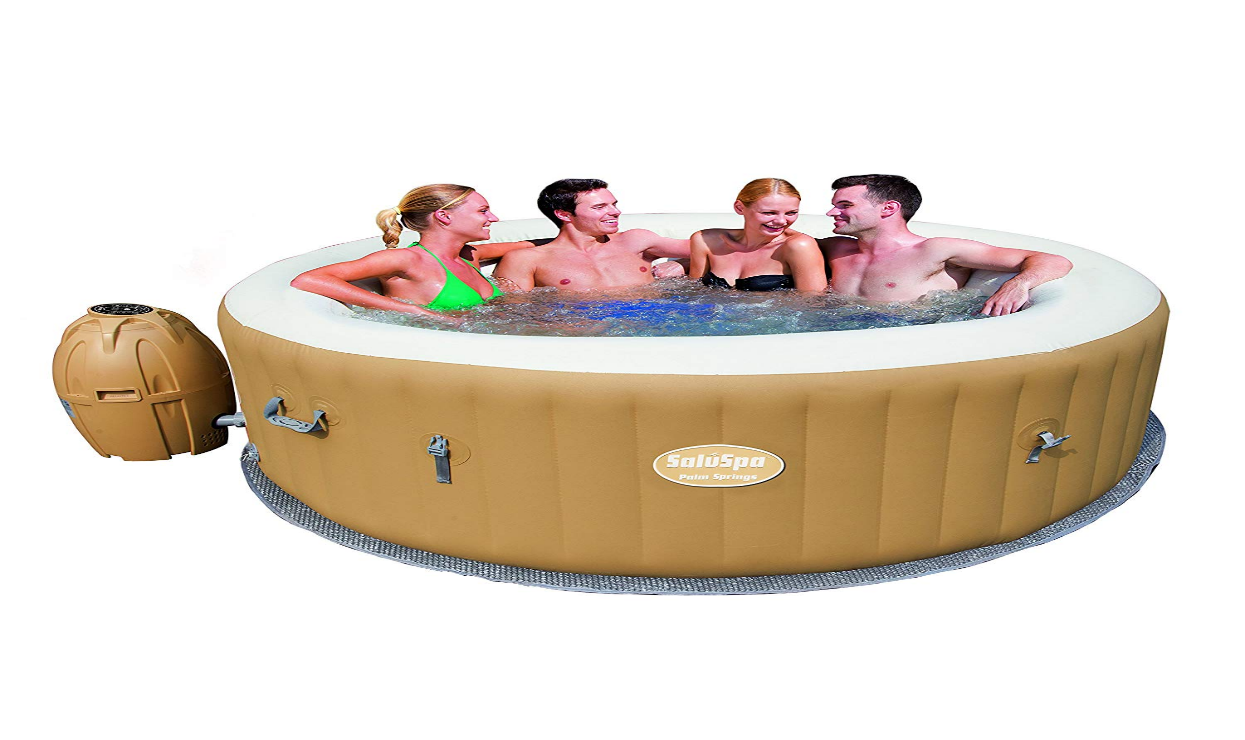 Bestway Hot Tub | 6 Person Inflatable Hot Tub